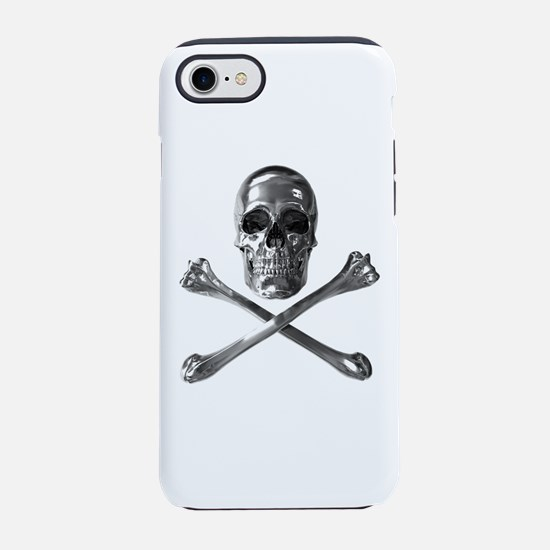 Jolly Roger Skull iPhone 7 Tough Case