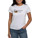 Knitters Nest Women's T-Shirt