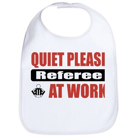 Referee Work Bib