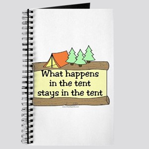 In The Tent Journal