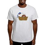 Knitters-Nest-bird[1] T-Shirt
