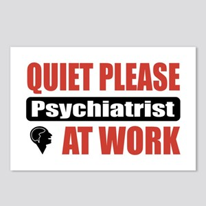 Psychiatrist Work Postcards (Package of 8)
