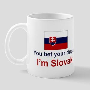 Slovak Dupa Mug