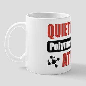 Polymer Chemist Work Mug