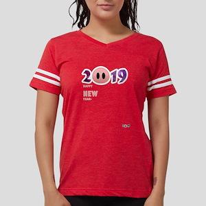 2019 Happy New Year Pig T Shirt T-Shirt