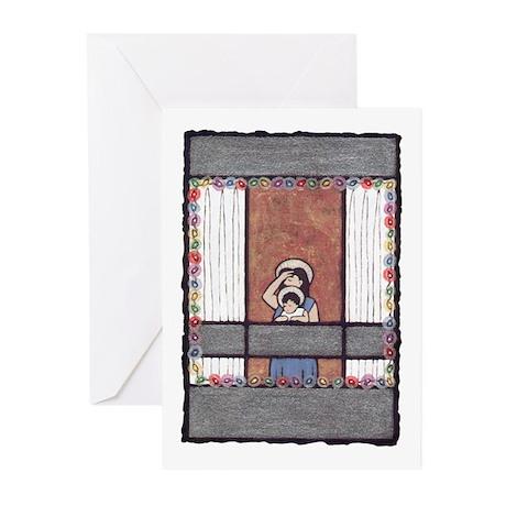 Urban Madonna Greeting Cards (Pk of 10)