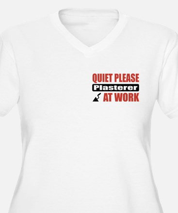 Plasterer Work T-Shirt