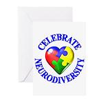 Autism Awareness Greeting Cards (Pk of 10)