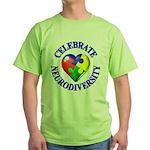 Autism Awareness Green T-Shirt