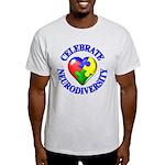 Autism Awareness Light T-Shirt