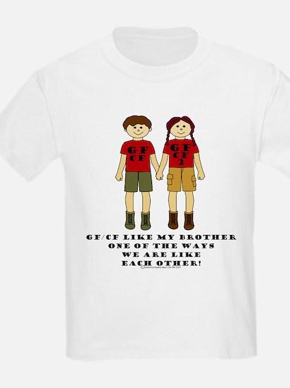 Funny Gluten free kid T-Shirt