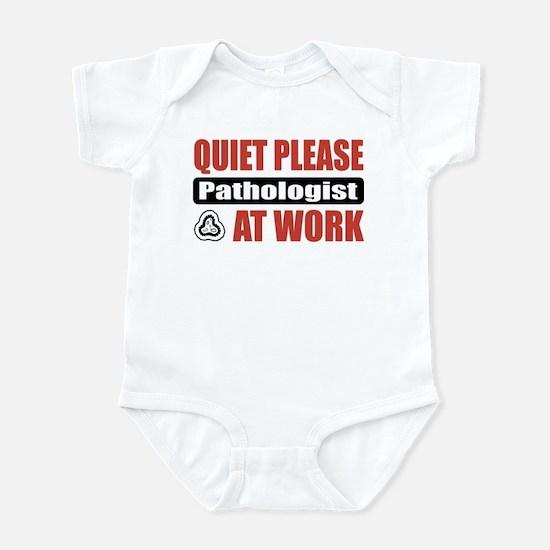 Pathologist Work Infant Bodysuit
