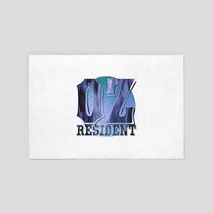 Oz Resident 4' x 6' Rug