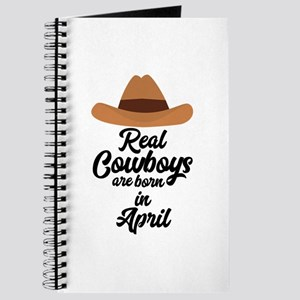 Real Cowboys are bon in April Cnkg6 Journal