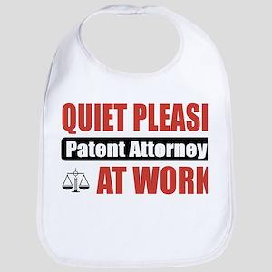 Patent Attorney Work Bib