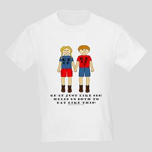 GFCFLikeSisFairHairGBBM_edited-1 T-Shirt