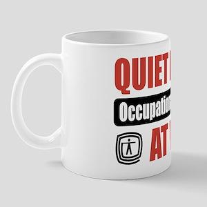 Occupational Therapist Work Mug