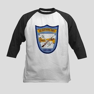 USS SPARTANBURG COUNTY Kids Baseball Jersey