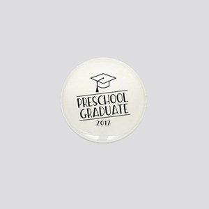 2017 PreK Grad Mini Button