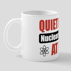 Nuclear Engineer Work Mug