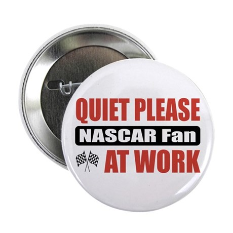 "NASCAR Fan Work 2.25"" Button (100 pack)"