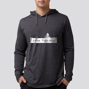 Single Track Mind Long Sleeve T-Shirt