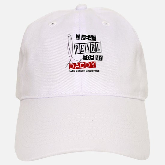 I Wear Pearl For My Daddy 37 Baseball Baseball Cap