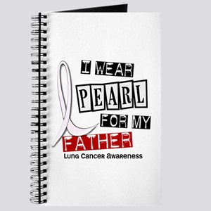 I Wear Pearl For My Father 37 Journal