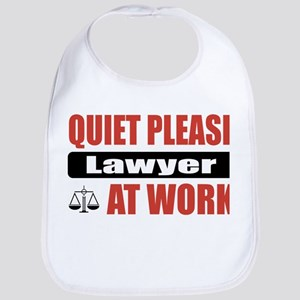 Lawyer Work Bib