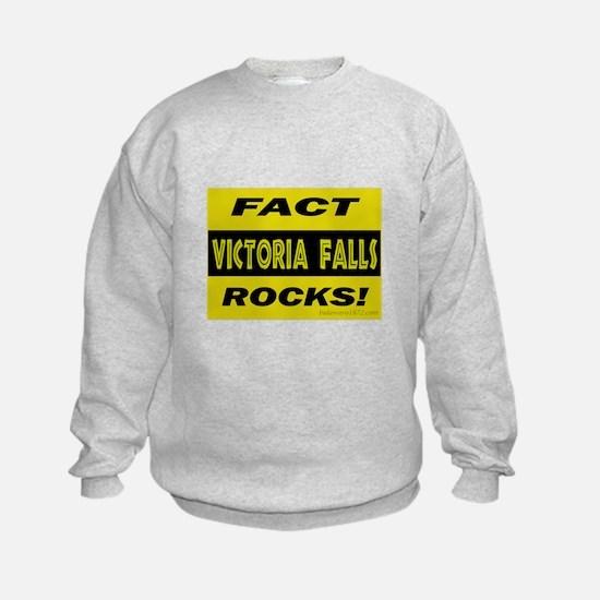 Funny Victoria falls Sweatshirt