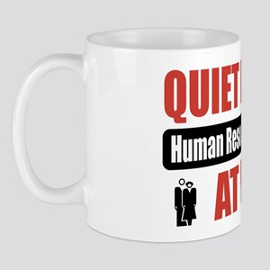 Human Resources Person Work Mug