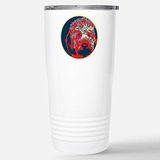 Doodle - Stainless Steel Travel Mug
