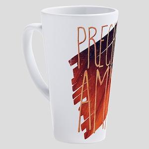Precious Ammo 17 oz Latte Mug