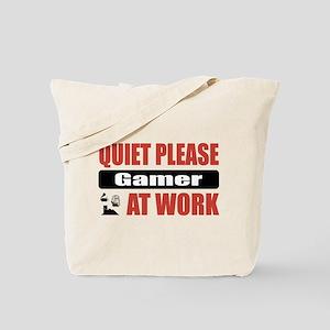 Gamer Work Tote Bag
