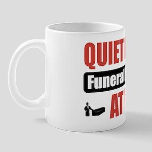 Funeral Director Work Mug
