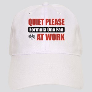 Formula One Fan Work Cap