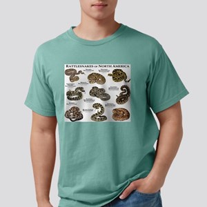 Rattlesnakes of North America T-Shirt