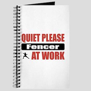 Fencer Work Journal
