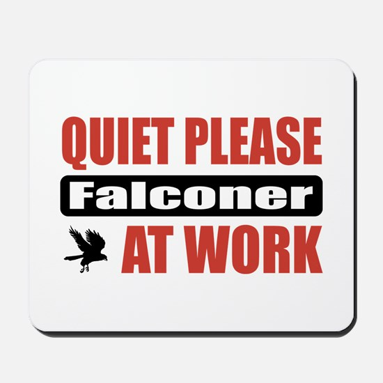 Falconer Work Mousepad