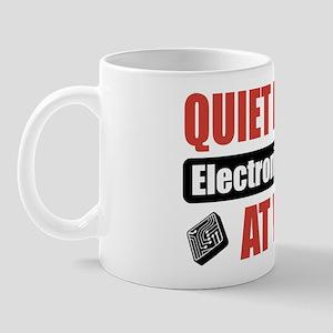 Electronics Guru Work Mug