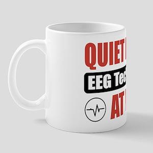 EEG Technician Work Mug