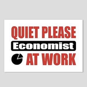 Economist Work Postcards (Package of 8)