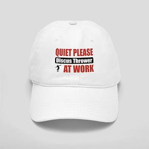 Discus Thrower Work Cap