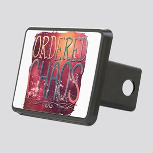 Ordered Chaos Rectangular Hitch Cover