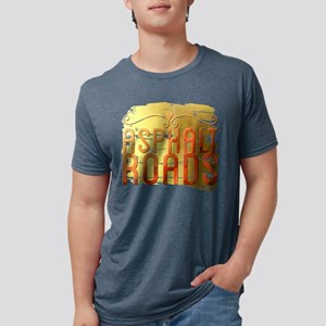 Asphalt roads T-Shirt