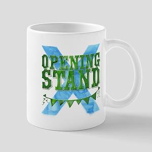 Opening Stand Mugs