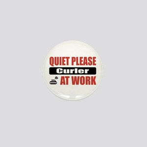 Curler Work Mini Button