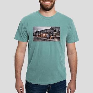 Vintage Locomotive Steam Train T-Shirt