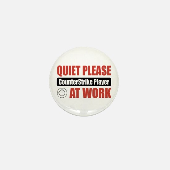 CounterStrike Player Work Mini Button