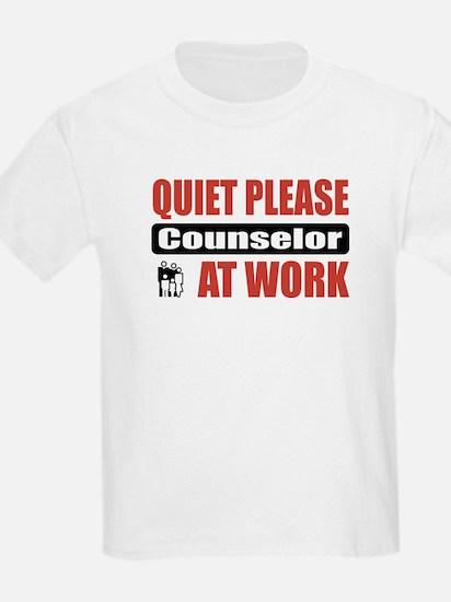 Counselor Work T-Shirt